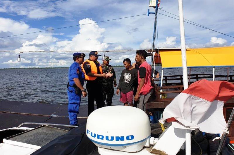 DKP Kalteng gelar operasi gabungan di perairan laut Kotawaringin Barat