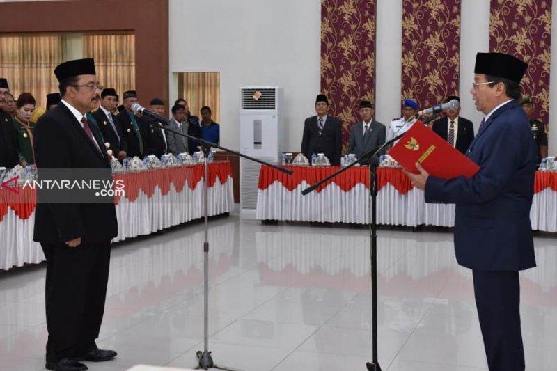 Gubernur lantik kepala perwakilan BPKP Sulteng