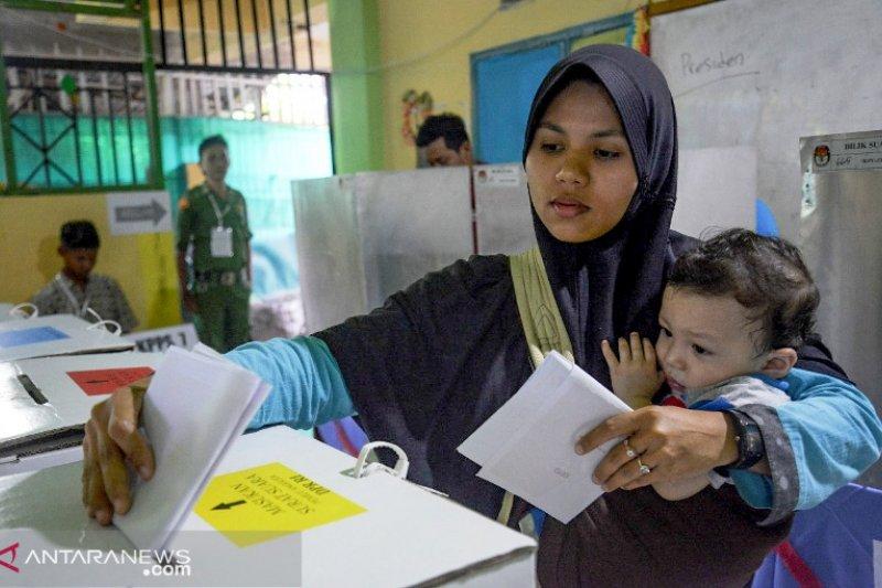 TPS 11 Murao Kalaban pemungutan suara ulang
