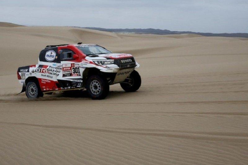 Zala raih kemenangan perdana etape I Reli Dakar