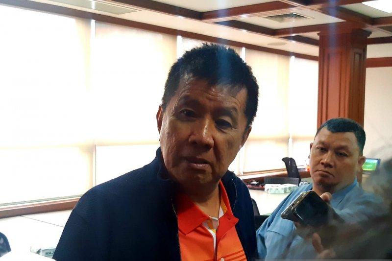 Maestro bulutangkis Indonesia Rudy Hartono dirawat di RS