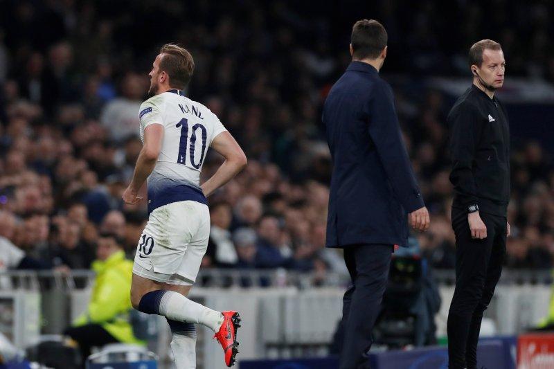 Liga Champions - Pochettino yakin Harry Kane pulih tepat waktu untuk final