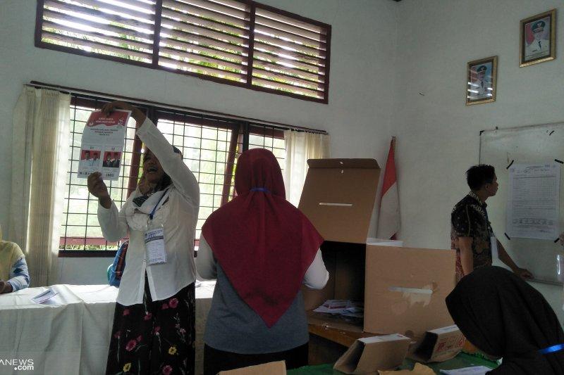 Partisipasi pemilihan ulang di  Padang Pariaman turun hingga  20,8 persen