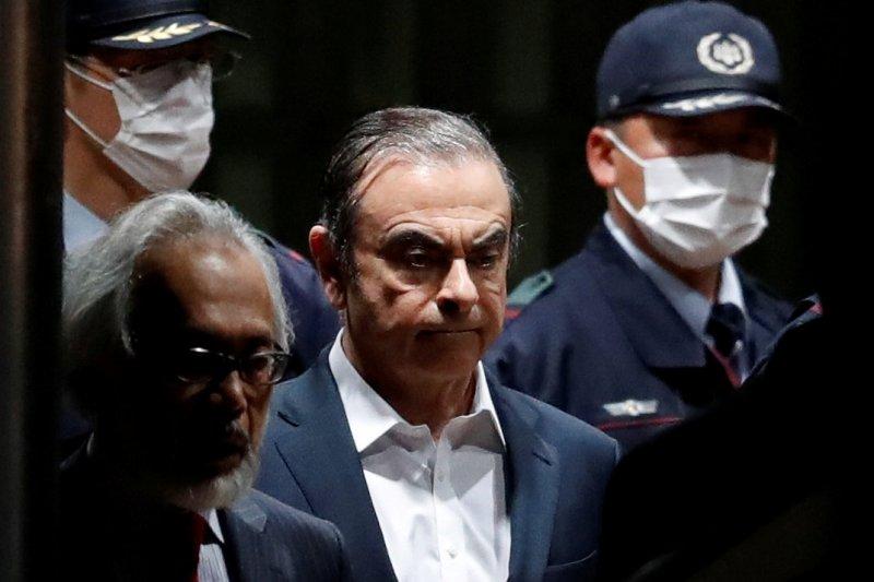 Menteri Keuangan Prancis selidiki dana misterius Carlos Ghosn