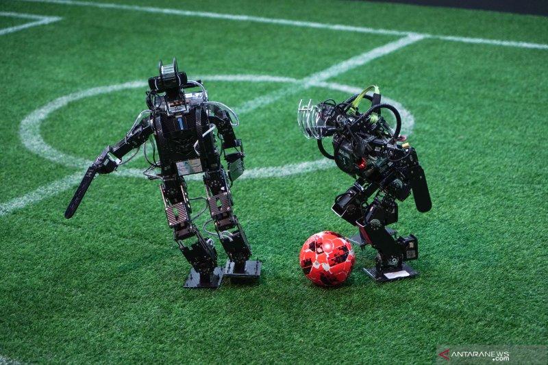 Kontes robot sepakbola