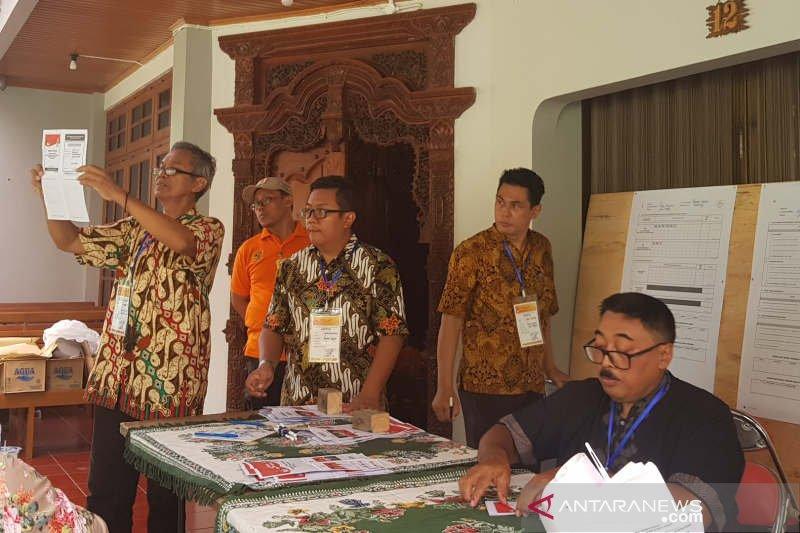 Jokowi-Ma'ruf unggul dalam PSU di enam TPS Semarang