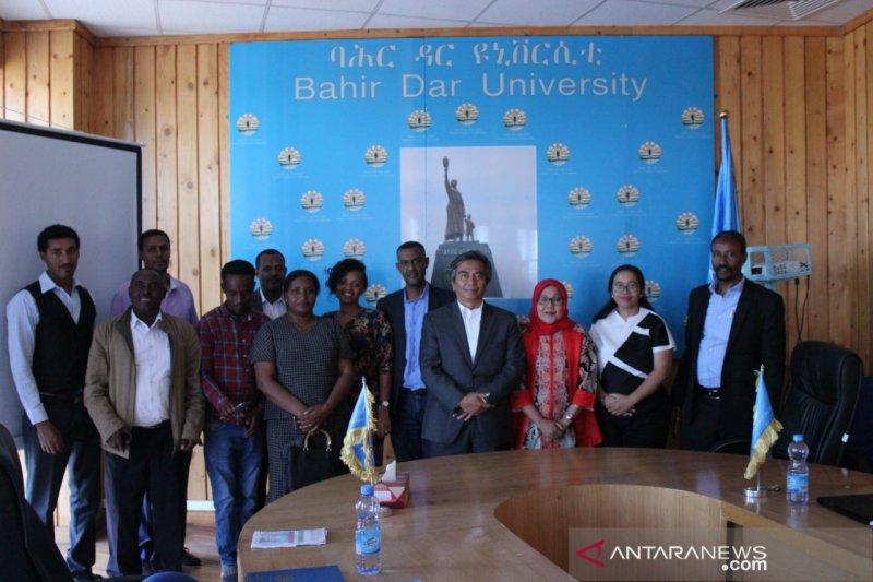Perguruan tinggi pertama Ethiopa jalin kerja sama dengan Indonesia