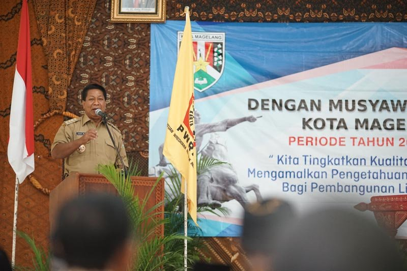 PWRI jadi lumbung inspirasi kemajuan Kota Magelang