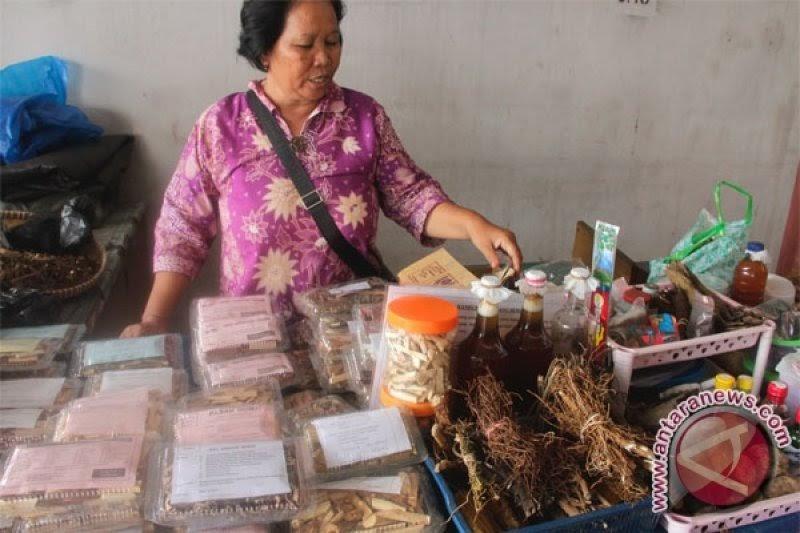 """UMP teliti  khasiat """"keperkasaan"""" obat tradisional Kalteng"""
