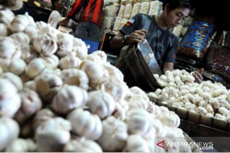 Puluhan importir bawang putih di 'blacklist'