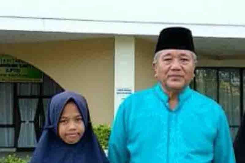 Pelajar SDN 12 Padang Sibusuklolos di SMP Cendekia Baznas Bogor