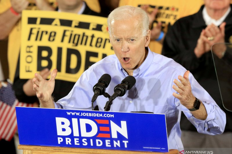 Kampanye capres AS Joe Biden