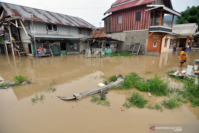 BNPB: selama empat bulan pada 2019 terjadi 1.586 bencana