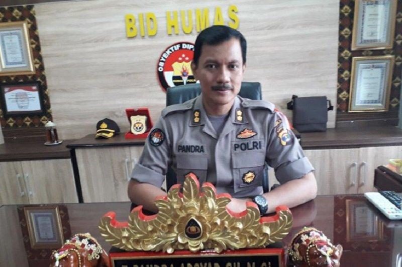 Polda Lampung gagalkan pengiriman empat ton diduga daging babi
