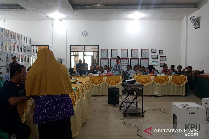 KPU Bangka Barat selesaikan rekapitulasi hasil Pemilu 2019