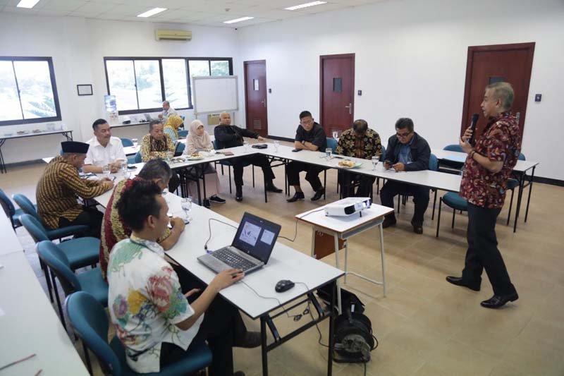 Prihatin dengan limbah di Kepri, Komisi III belajar pengolahan limbah di PPLi Bogor