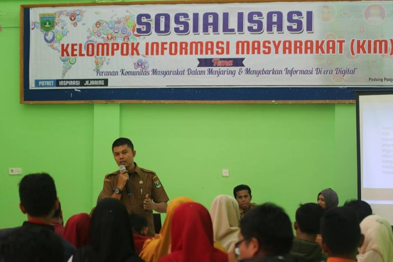 KIM Padang Panjang berperan bentuk masyarakat cerdas informasi
