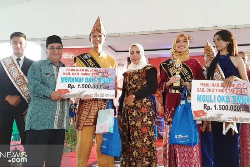Dinas Pariwisata gelar ajang pencarian Bujang Gadis  Ogan Komering Ulu