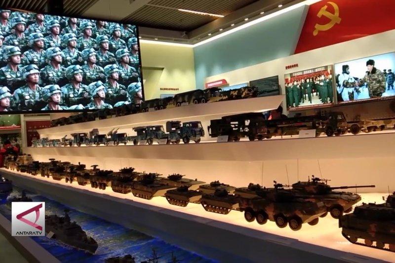 Menengok museum nasional Tiongkok