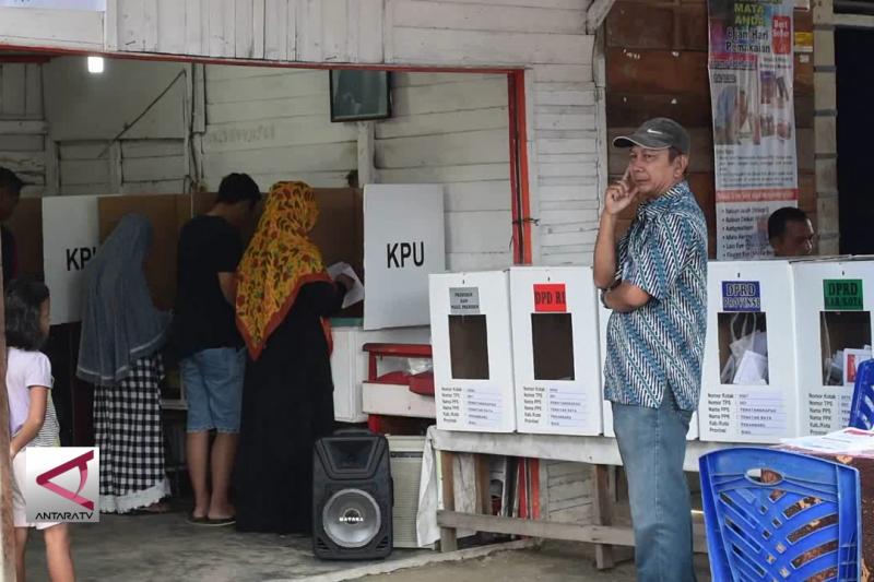 KPU Riau siapkan PSU dan PSL  di 112 TPS