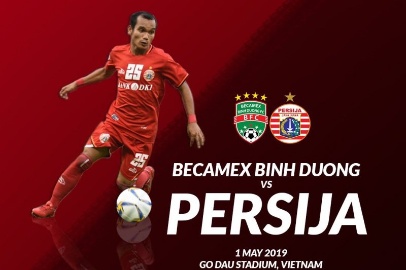 Persija Jakarta tersingkir dari Piala AFC 2019