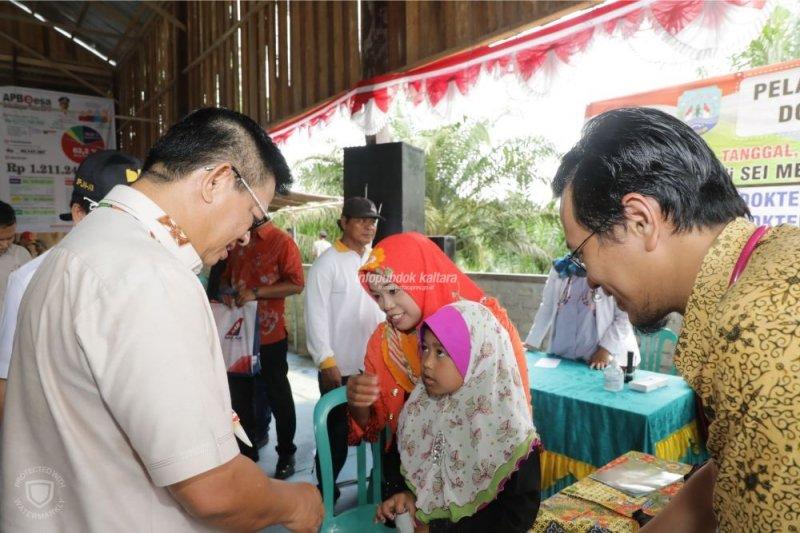Gubernur: Dokter Terbang jangkau 16.000 jiwa di Kalimantan Utara