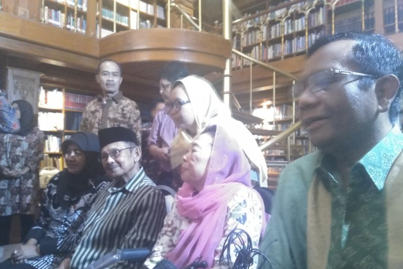 Pesan BJ Habibie agar bangsa Indonesia menjadi unggul