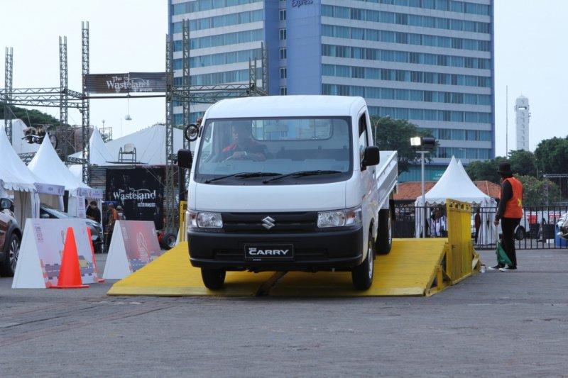 Suzuki New Carry Pick Up bakal dikapalkan ke 100 negara