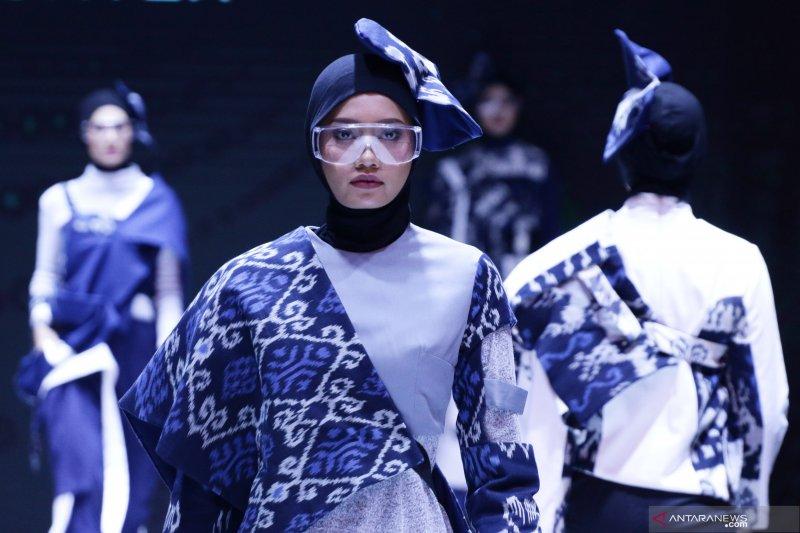 Industri fesyen mampu tingkat perekonomian