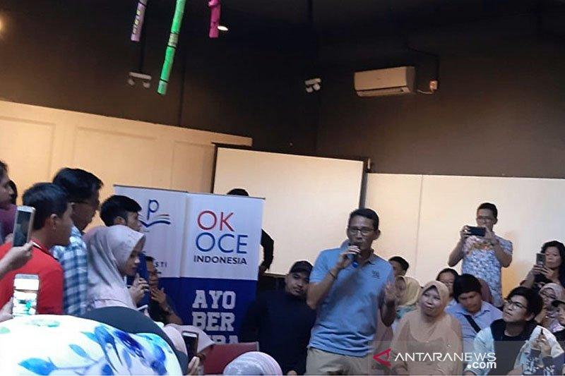 Sandiaga Salahuddin Uno : Bangun ekonomi kuat untuk buruh