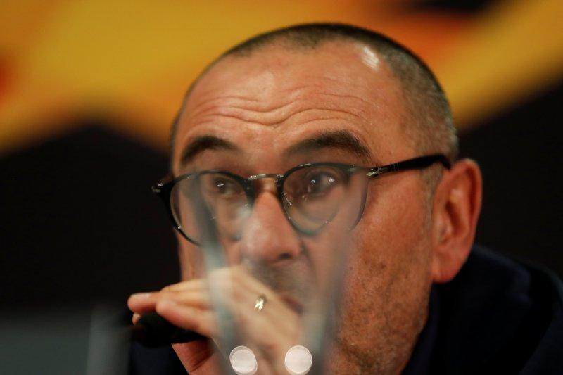Sarri: Chelsea krisis lini pertahanan hadapi Eintracht Frankfurt