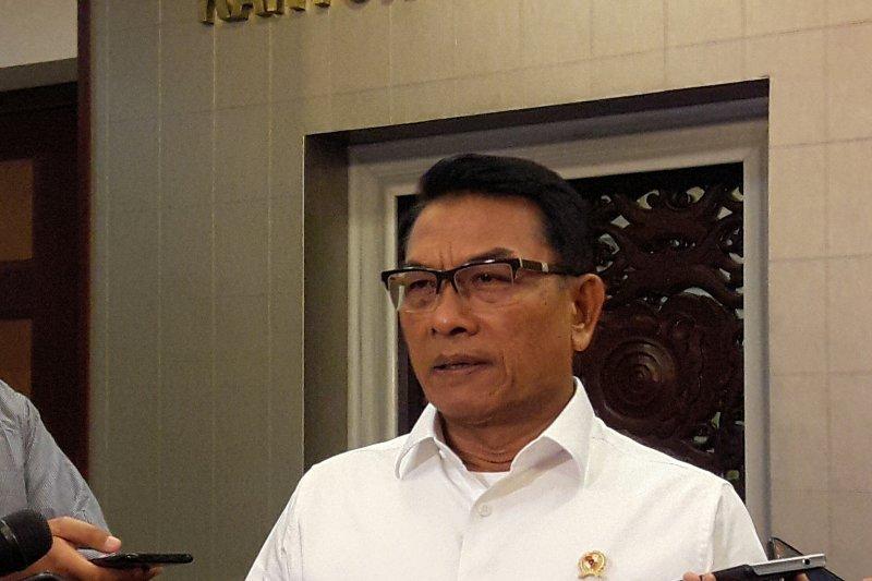 Moeldoko: AHY akan bertemu Jokowi empat mata