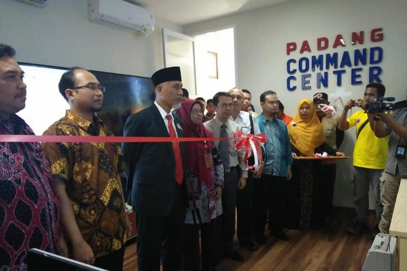 Padang jadi contoh peringatan dini bencana alam berbasis internet