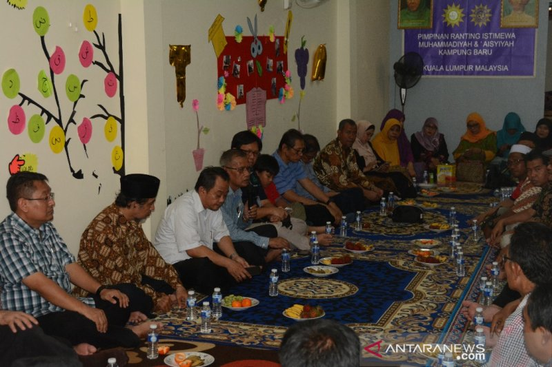 Malaysia sambut baik pendirian Universitas Muhammadiyah