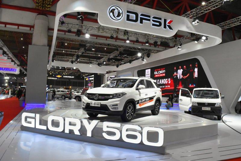DFSK Glory 560 diapresiasi pengunjung IIMS 2019