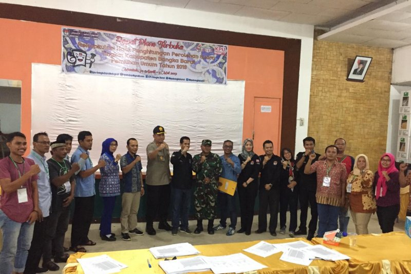 PDIP raih kursi terbanyak DPRD Kabupaten Bangka Barat