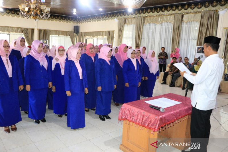 Wako Pariaman minta kontribusi puluhan organisasi wanita tekan stunting