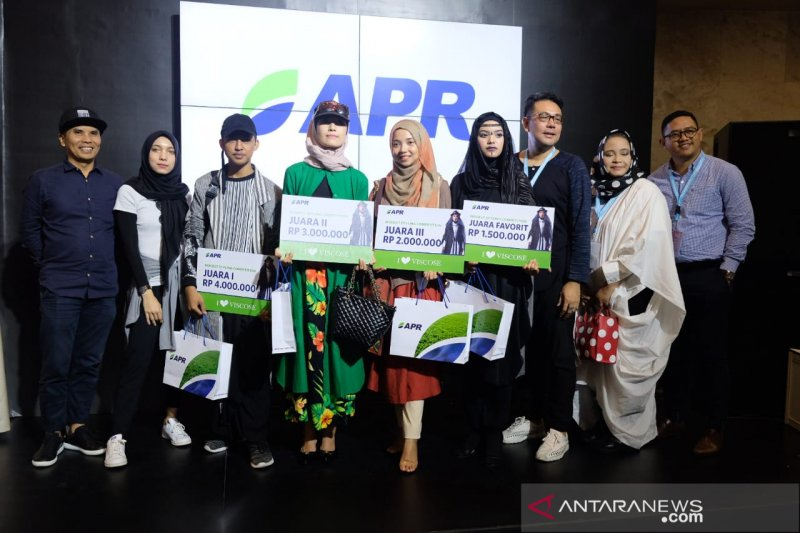 """15 desainer ikut kompetisi busana berbahan """"viscose"""" di Muslim Fashion Festival"""