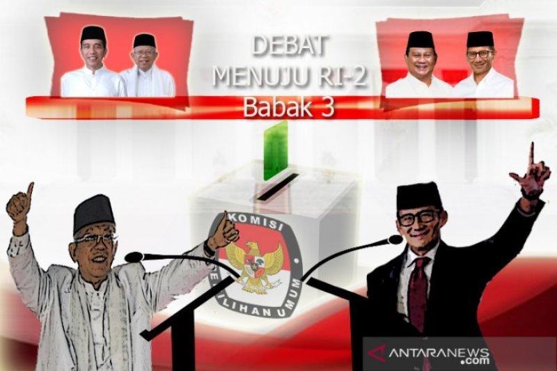 Jokowi-Ma'ruf kuasai Ngawi dengan suara 78,12 persen