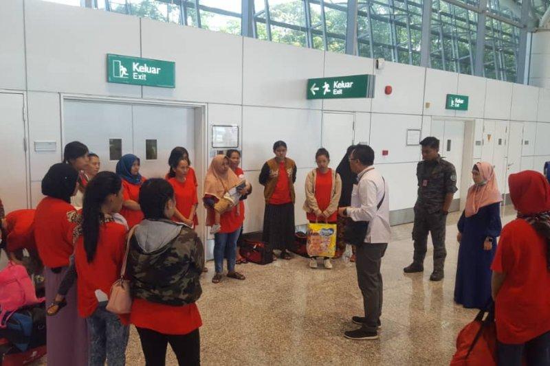 79 WNI dipulangkan KBRI Kuala Lumpur jelang puasa