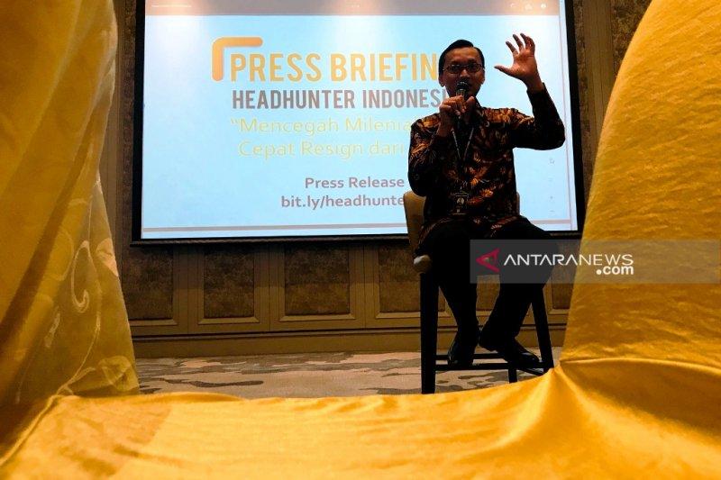 """""""Headhunter Indonesia""""  pertahankan karyawan milenial"""
