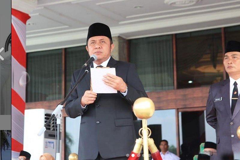 Gubernur Sumsel minta ASN tingkatkan kinerja