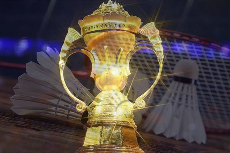 Piala Sudirman - Tim bulu tangkis China menunggu di final