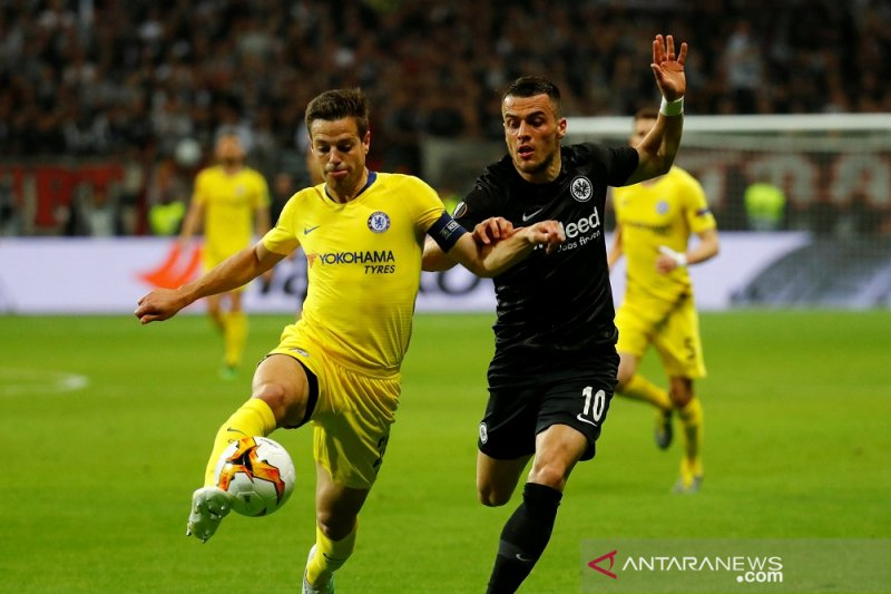 Chelsea ingin tuntaskan pekerjaan demi ke Baku