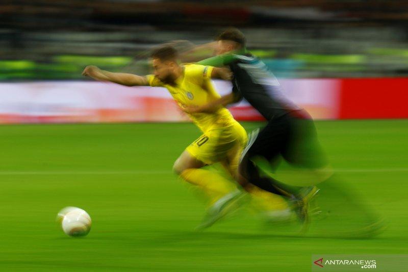 Rumor sepak bola, dari Hazard sampai Lacazette