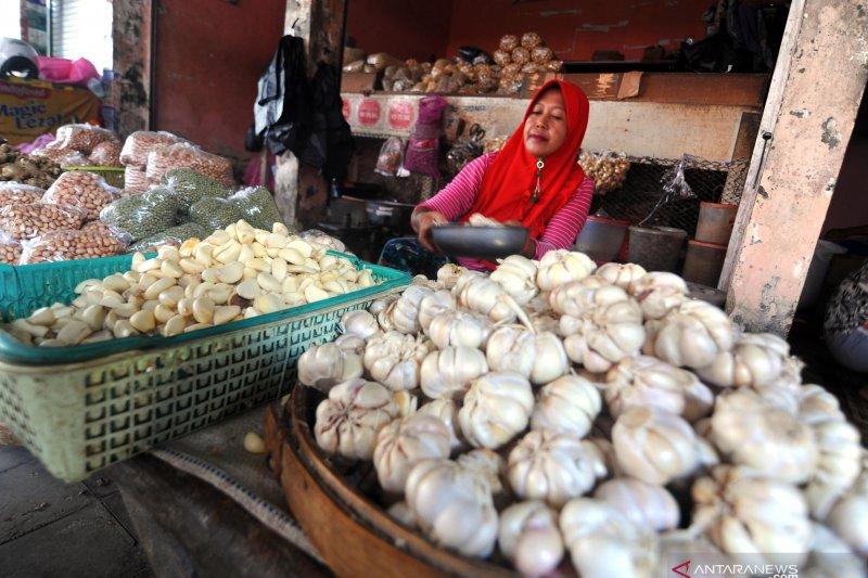 Harga bawang putih Rp60 ribu/kilo di Dumai. Kok bisa?