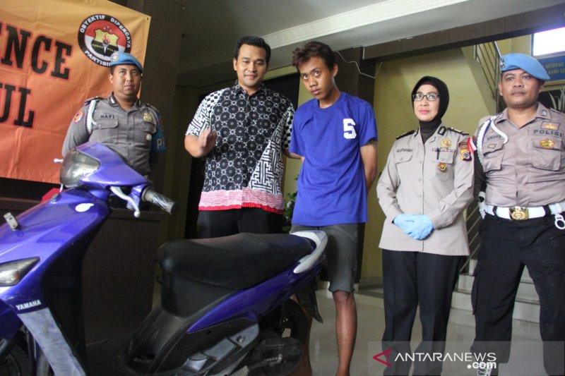Polres Bantul tangkap residivis spesialis pencurian kendaraan bermotor