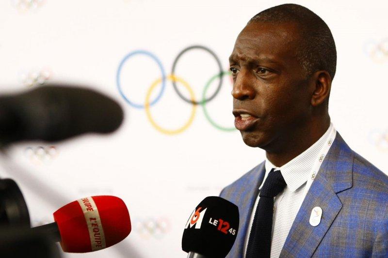 Legenda atletik Johnson kampanyekan pendidikan soal stroke