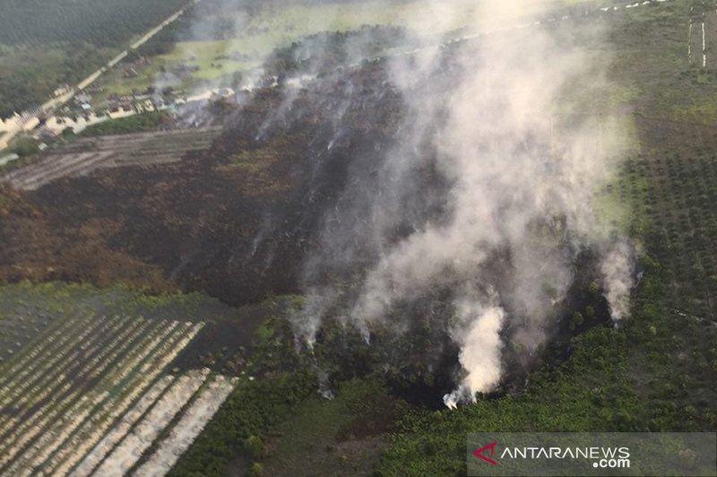 BMKG deteksi peningkatan jumlah titik-titik panas di Riau