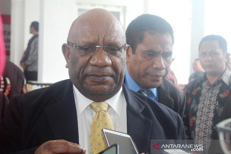 Wagub Papua menghendaki capaian WTP berkolerasi dengan kesejahteraan rakyat